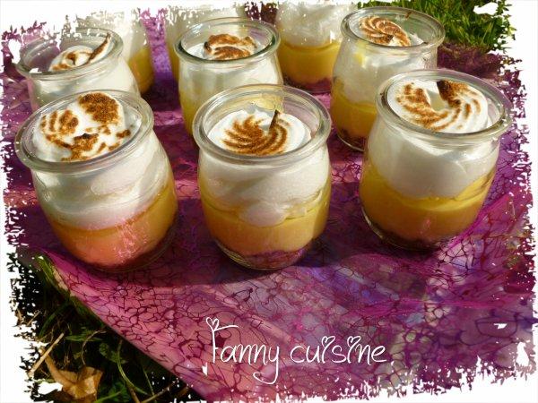 Tarte au citron d structur e au thermomix fanny cuisine - La cuisine au thermomix ...