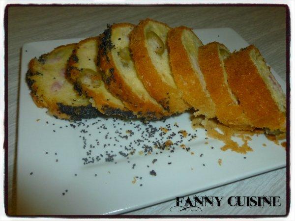 Cake Sal En Bocaux Au Thermomix Fanny Cuisine