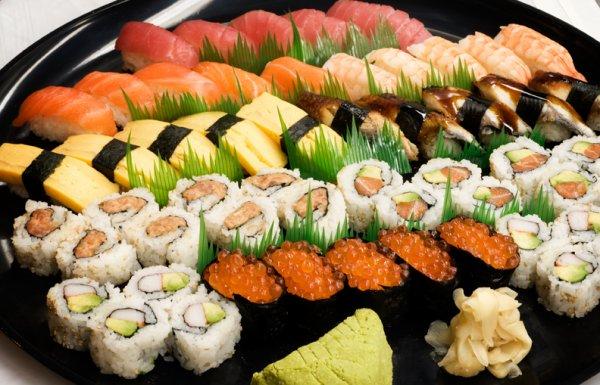 Quelques plats japonai...