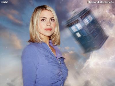 Les personnages de doctor who