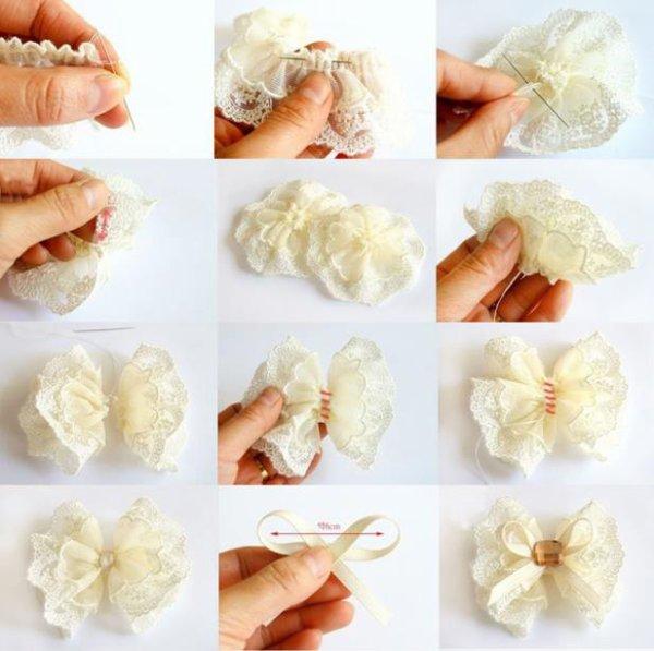 Comment faire un fleur en tissu blog de sandra lascaris - Faire une fleur ...