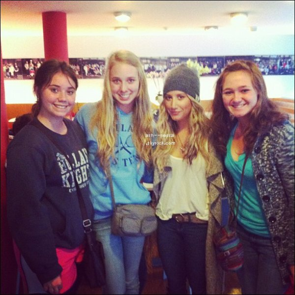 Comment rencontrer ashley benson