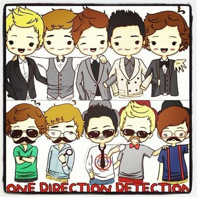 Rencontre vip one direction