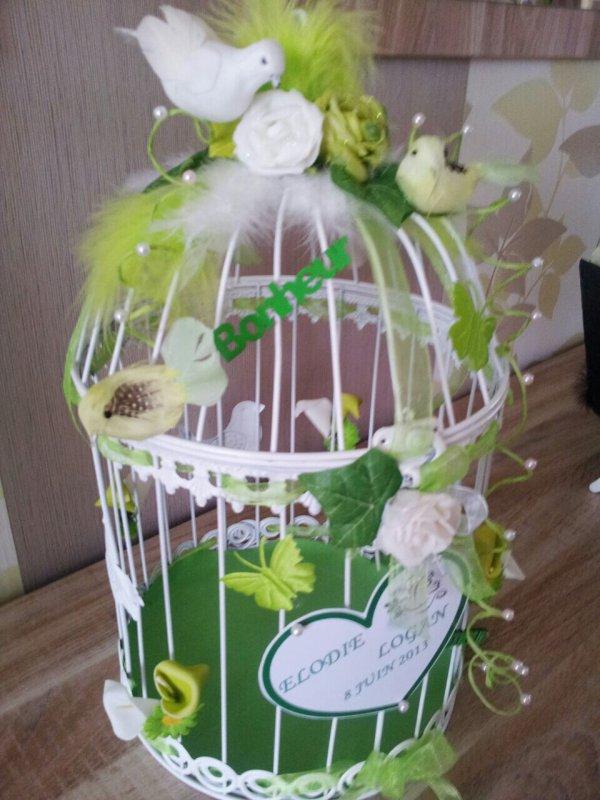 urne mariage cage oiseaux la copie n 39 est pas un art l 39 imitation. Black Bedroom Furniture Sets. Home Design Ideas