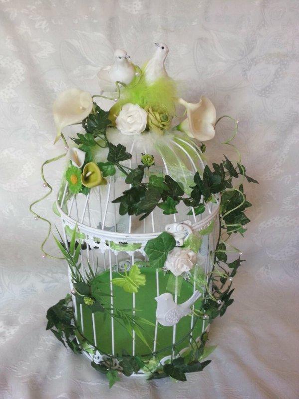 modele decoration urne mariage urne mariage cage oiseaux quot la copie n est pas un - Urne Mariage Cage