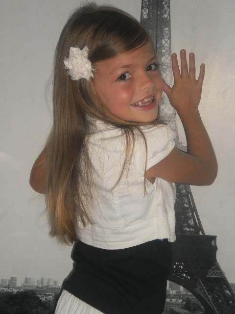 Mini miss (8-10 ans)