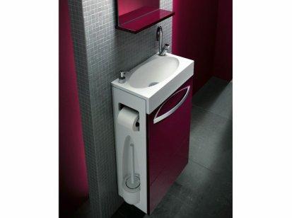 Du rangement de l 39 ordre le blog officiel des w c for Meuble pour toilette castorama