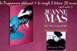 Pour les absents des Folies... - Le programme d�dicac�  + le CD single en vente !