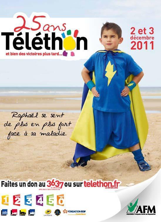 T�l�thon 2011