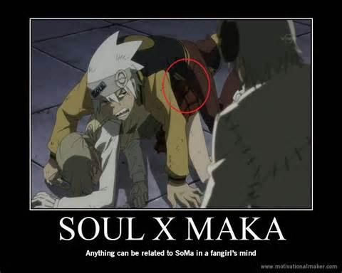 Soul Eater Soul And Maka Lemon Soul Eater Soul x Maka Soul