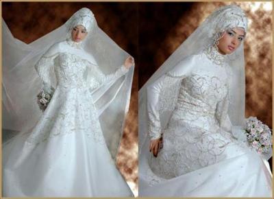 robe pour mariage musulman fleurs du monde