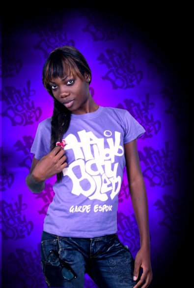 "LES T-SHIRTS HABIB DU BLED ""Garde espoir""  DESIGN BY ANOFEL WEAR SONT DEJA DISPONIBLES"