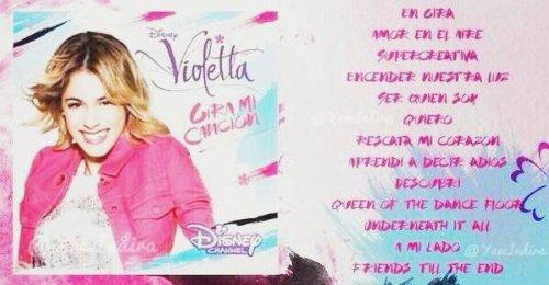 Violetta 3 4 le secret l 39 album blog de elsa violetta - Violetta chanson saison 3 ...
