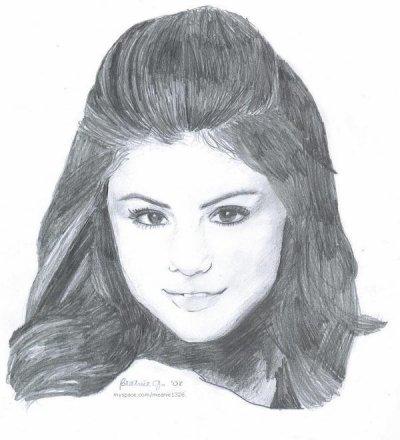 Articles de x3amel1998 tagg s s l na gomez dessins - Selena gomez dessin ...