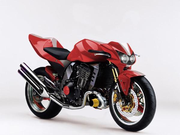 kawasaki z1000 turbo tout sur la moto. Black Bedroom Furniture Sets. Home Design Ideas