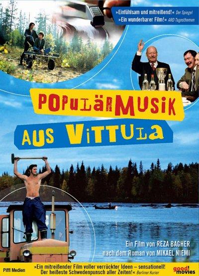 Musique rock de Vittula