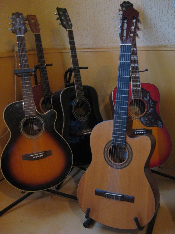 Passion guitare