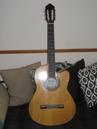les guitare que je poss�de