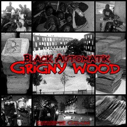 Gremlins volume 1 / Black Automatik - Grigny Wood [extrait de Gremlins] (2011)