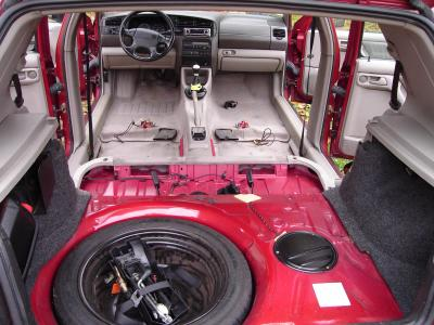 Mon golf 3 vr6 int rieur ma passion for Interieur golf 3