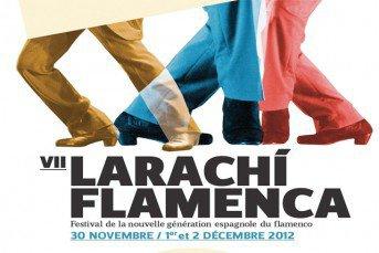 Soraya Clavijo - Festival Larach� Flamenca, Paris