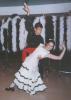 Premiers pas de danse espagnole, gala 2001, Les Herbiers (85)