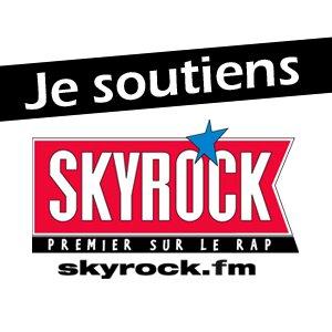 La SEXION D ASSAUT soutient Skyrock