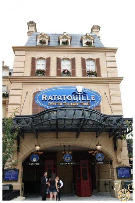 Ratatouille : L'aventure totalement toqu�e de R�my - Disneyland Paris
