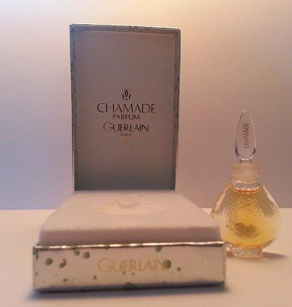 guerlain miniature chamade parfum 2ml les miniatures de parfums ma passion. Black Bedroom Furniture Sets. Home Design Ideas