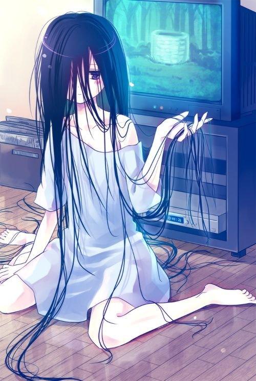 Sadako ?!