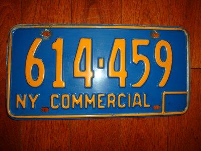 plaque immatriculation new york 1970 usa 042 blog de plaqueimmatriculation. Black Bedroom Furniture Sets. Home Design Ideas
