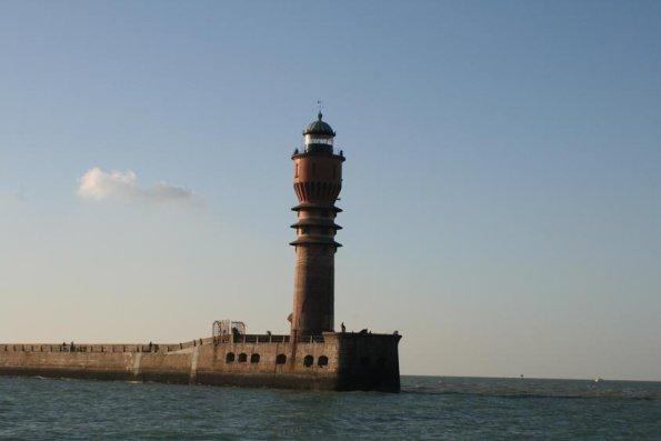 P�che c�ti�re en bateau � Dunkerque