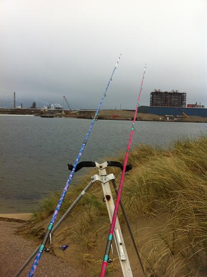 Entrainement dans le Bassin Min�ralier de Dunkerque (21-04-12)