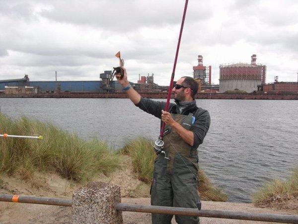 Concours Acket P�che par �quipe - Bassin Min�ralier (13/07/14)