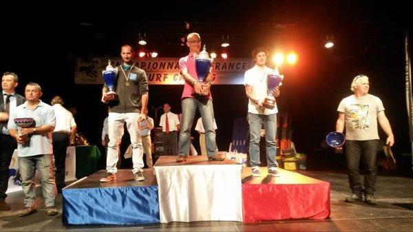 Championnat de France Bord de Mer 2014 - mon r�cit (12/09/14)