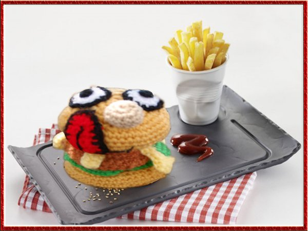 Vite � table !!! Le Hamburger