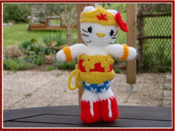 Kitty Wonder Woman