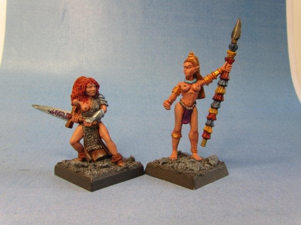 Figurines en vrac