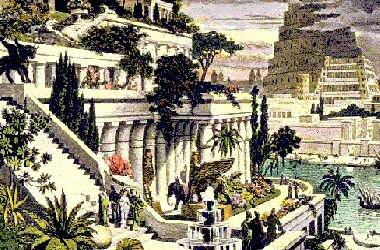 Blog de aigle13013 page 8 slt a tous le monde for Jardin suspendu babylone