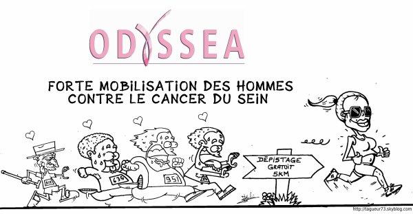 odyssea marche et course au profit de la lutte contre le cancer du sein bienvenue dans. Black Bedroom Furniture Sets. Home Design Ideas