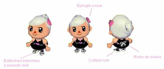 Animal crossing let 39 s go to the city coiffure - Animal crossing wild world hair salon ...