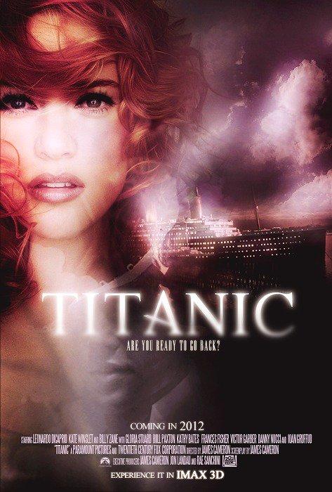 titanic 3d sortie mondiale le 6 avril 2012 la plus belle histoire d 39 amour du cin ma. Black Bedroom Furniture Sets. Home Design Ideas