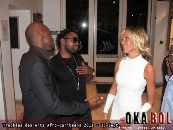 Ferre Gola au Troph�es Afro Carib�ens en France