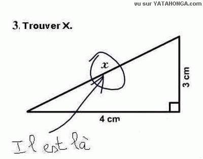 La trigonom�trie pour les nuls
