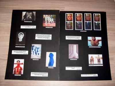 Planche Art Plastique Bac Dossier Bac Arts Plastiques