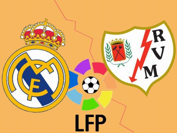 312 Real Madrid – Rayo Vallecano