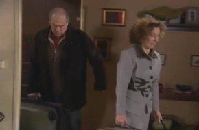 Roland et Mirta emm�nagent chez Blanche !