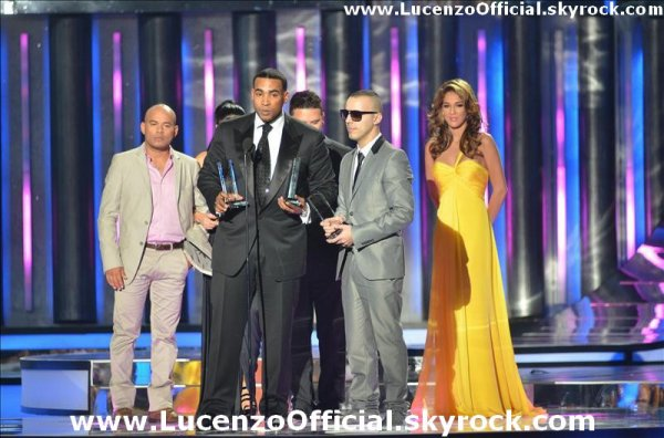 Billboard Latin Music Awards 2012