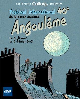 Festival de la BD d'Angoul�me 2013.