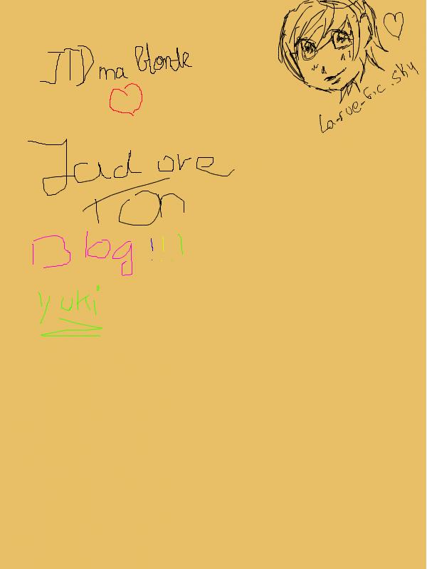 Toi aussi l�che ta d�dicace sur le mur de xD--Mangas--xD !